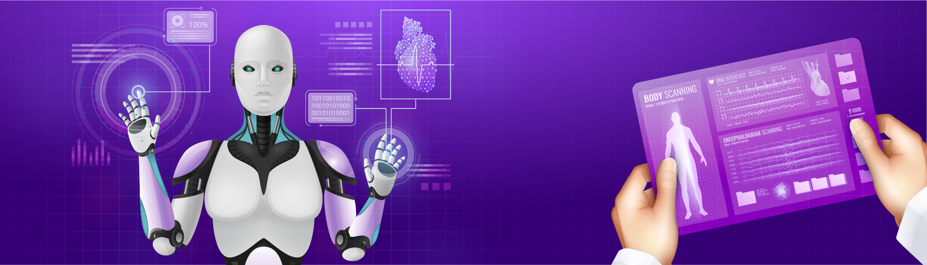 How Artificial Intelligence and Machine Learning Improves Healthcare