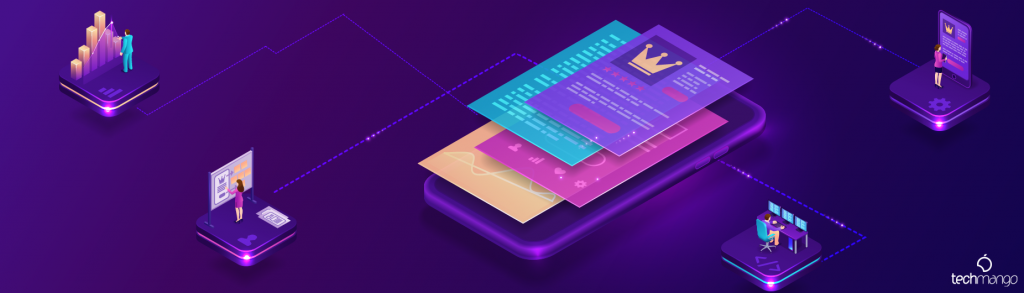The Impact of COVID-19 on the Mobile Application Industry | Mobile Application Development 2021