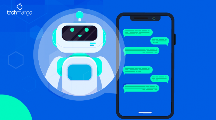 Smart AI-powered chatbot Development 2021
